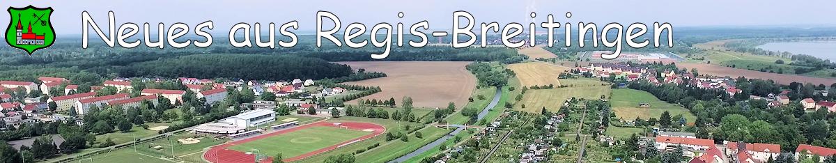 Neuigkeiten aus Regis-Breitingen